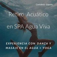 Retiro Acuatico en SPA Agua Viva Castro Urdiales