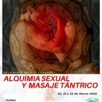 Alquimia Sexual y Masaje Tántrico